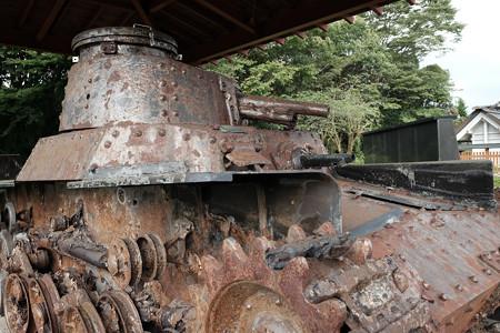 若獅子神社_九七式中戦車-4788