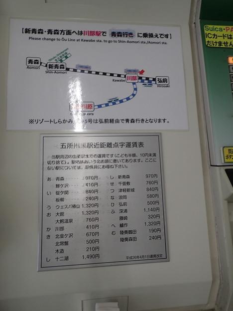五所川原駅