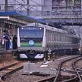 Photos: JR東日本 横浜線に投入された25年ぶりE233系6000番台披露・・20140202