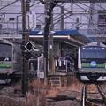 Photos: JR東日本 横浜線にE233系6000番台と205系・・20140202