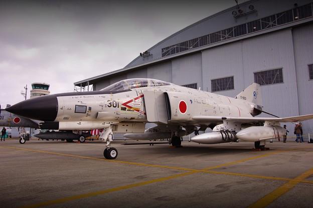 小牧基地オープンベース。。岐阜の航空自衛隊60周年白ファントム地上展示2・・ 20150315
