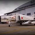 写真: 小牧基地オープンベース。。岐阜の航空自衛隊60周年白ファントム地上展示2・・ 20150315