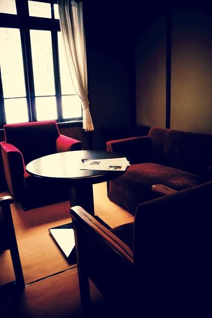 昔の洋室。。江戸東京たてもの園 20160313