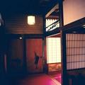 Photos: 昔の豪邸の赤い床。。江戸東京たてもの園 20160313