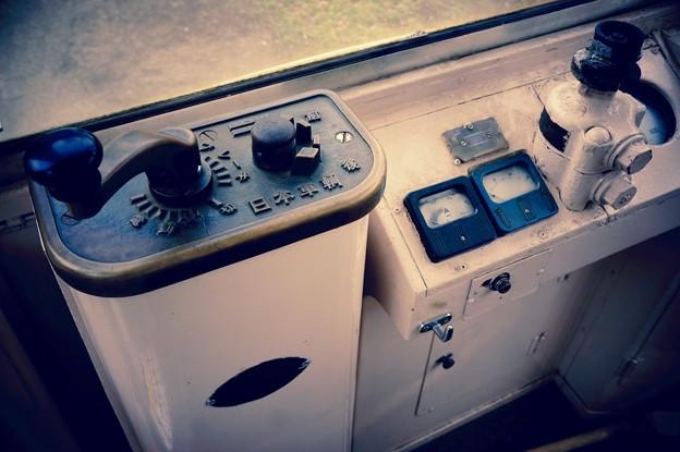 小さい頃憧れた路面電車の運転手。。江戸東京たてもの園 20160313