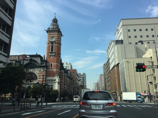 撮って出し。。翌日三連休初日は仕事 横浜みらいみらいへ 2月10日