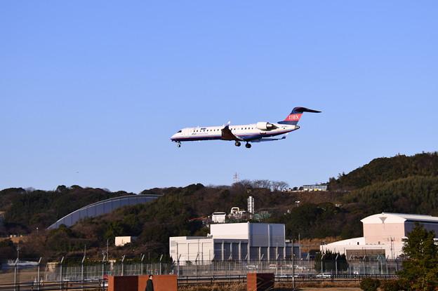 撮って出し。。福岡空港周辺で狙う(^^) 2月17日