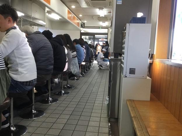撮って出し。。四六時中混んでる天ぷらひらお福岡空港店 2月17日