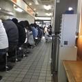 写真: 撮って出し。。四六時中混んでる天ぷらひらお福岡空港店 2月17日