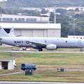 Photos: 1機目の色付きLCの米海軍P-8Aポセイドン上がり 20180108