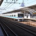 Photos: 撮って出し。。小田急線複々線化完了撮影しやすく 喜多見駅 3月4日