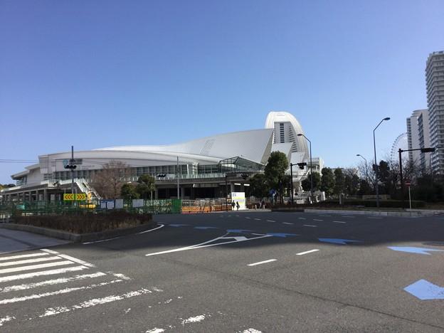 撮って出し。。小田急から横浜へ。。カメラのイベントへ(^^) 3月4日