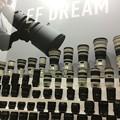 Photos: 撮って出し。。CP+Canonブース 白レンズ軍団 3月4日