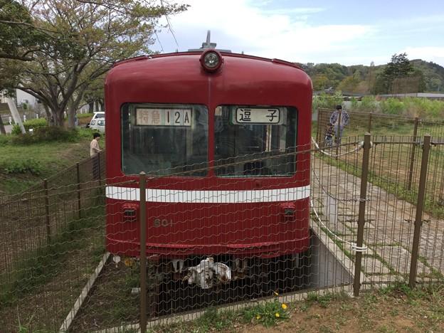 撮って出し。。横須賀基地からドライブがてら逗子へ京急旧600形を。。4月7日