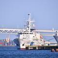 Photos: 海上保安庁横浜基地 巡視船いず。。20180304