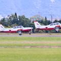 Photos: 撮って出し。。航空自衛隊パイロット育成の基地 防府北基地T7 オープニング 6月3日