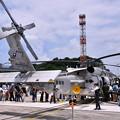 撮って出し。。館山基地からシーホーク SH-60K 横須賀基地 6月9日