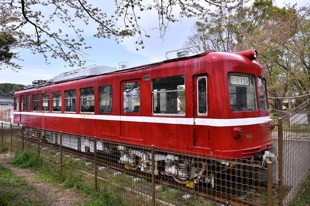 昔の思い出電車 京浜急行旧600系 最速な快特 20180407