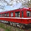 写真: 昔の思い出電車 京浜急行旧600系 最速な快特 20180407