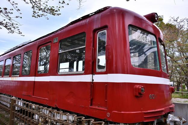 思い出のある車両 京急の元エース 旧600系 20180407