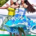Photos: 華麗に可愛く踊るフラダンス。。(1) 20180422