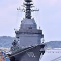 Photos: 撮って出し。。米海軍横須賀基地内で一般公開 試験艦あすか 8月4日