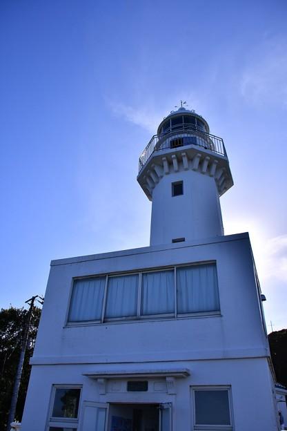 撮って出し。。いい天気で空母待ちの間観音崎灯台から。。8月14日