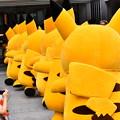 撮って出し。。お盆休みは横浜みなとみらいジャックされたピカチュ 8月16日