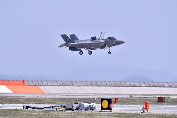 岩国基地フレンドシップデー予行F35B 機動飛行(5) 20180504