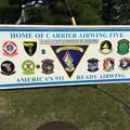 写真: 撮って出し。。米海軍厚木基地夏の盆踊り 第5航空団なごり今は岩国 20180818