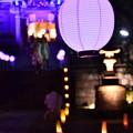 Photos: 撮って出し。。長谷灯り 御霊神社ライトアップ 8月26日