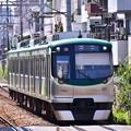 撮って出し。。たまには撮り鉄 東京で3両の東急池上線7000系 20180827