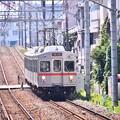 Photos: 撮って出し。。たまには撮り鉄 東京で3両の東急池上線 引退間近の7700系 20180827