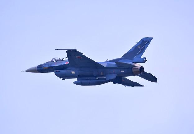 いつか防府基地からF2乗り。。築城基地のF2 ハチスコ華麗な機動飛行 (3)