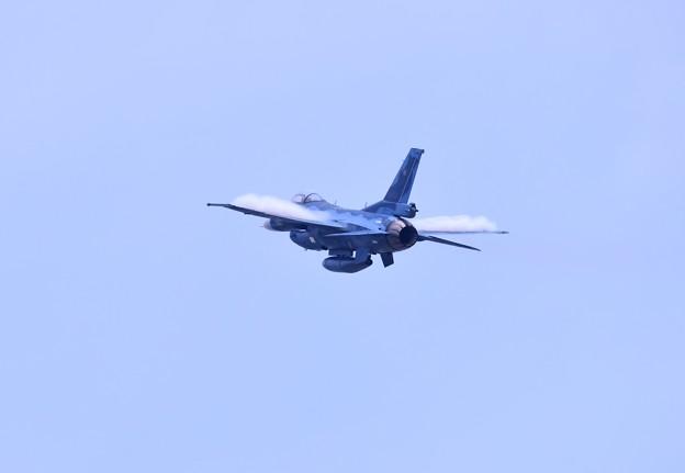 いつか防府基地からF2乗り。。築城基地のF2 ハチスコ華麗な機動飛行 (5)