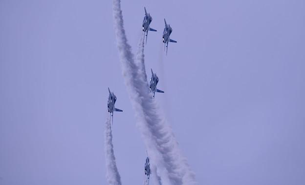 防府基地航空祭 ブルーインパルス フェニックスループ