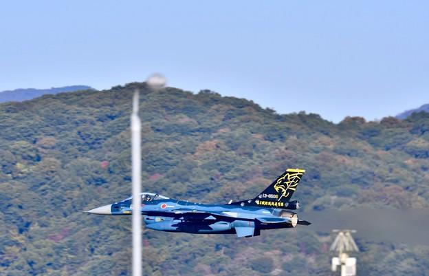 撮って出し。。日本一楽しい築城基地航空祭前日予行 超低空スペマ機 11月24日