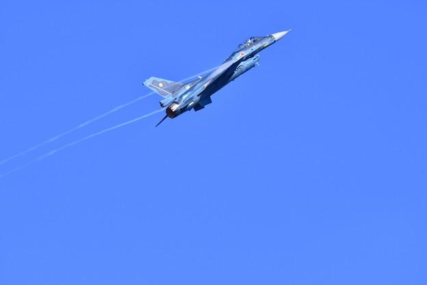 撮って出し。。前日予行でも本気な機動飛行F2 11月24日