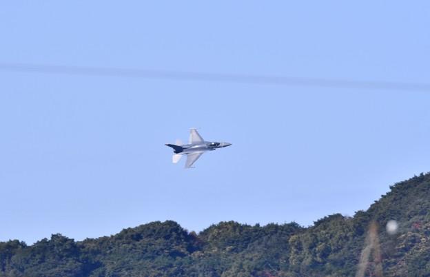 撮って出し。。築城基地航空祭十何年ぶりに米空軍F16参加 低空飛行 11月24日