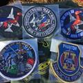 撮って出し。。百里基地航空祭前日特別公開 趣味集めパッチ 戦利品 12月1日