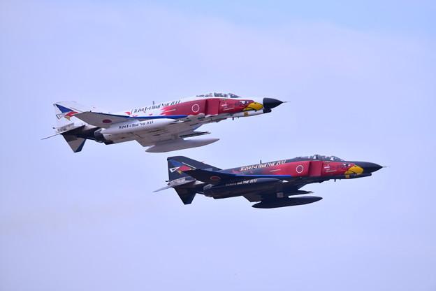 撮って出し。。百里基地航空祭 スペマ機フォーメーションテイク・オフ 12月2日