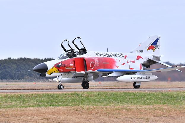 撮って出し。。百里基地航空祭 AGG終えて転がりを。。白ファントム 12月2日