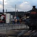 Photos: 撮って出し。。クリスマス限定トーマスとジェームスに会いに大井川鉄道 12月16日