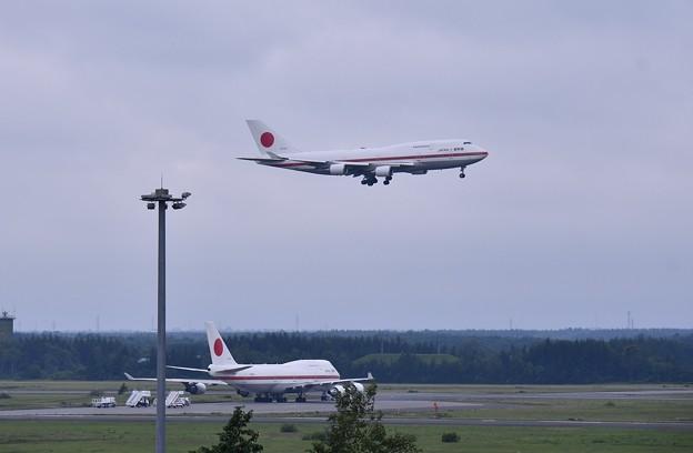 2018年振り返って。。千歳基地航空祭 ラストシグナス2機(1) 20180722