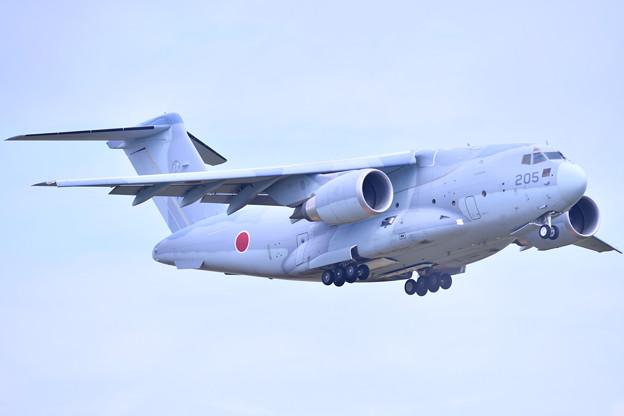2018年振り返って。。夏に開催された札幌航空ページェントC-2飛行 20180812