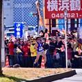 Photos: 撮って出し。。鶴見中継所第9区 初優勝へ 東海大 1月3日