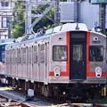 もう見れない引退した東急7700系(3) 歌舞伎塗装 20180827