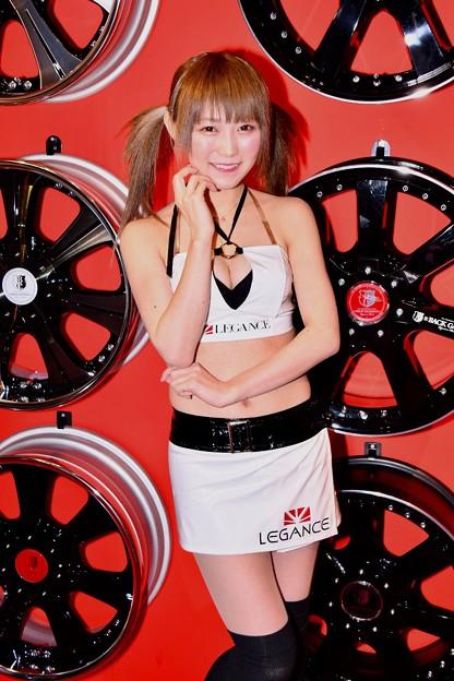 撮って出し。。東京オートサロン コンパニオンのお姉さん(1) 1月12日