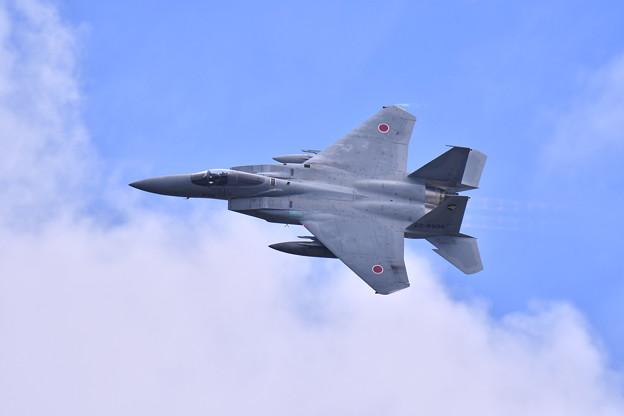 第306飛行隊ゴールデンイーグルス スペマ機機動飛行(3)