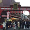 Photos: 撮って出し。。毎年恒例の安全祈願に川崎大師へ 2月3日
